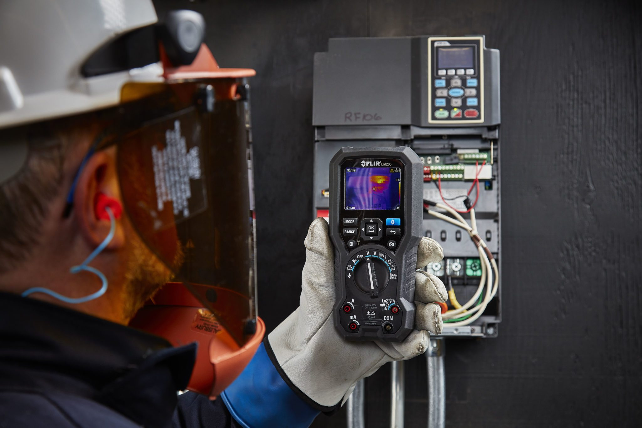 RS Components launches range of FLIR thermal imaging products