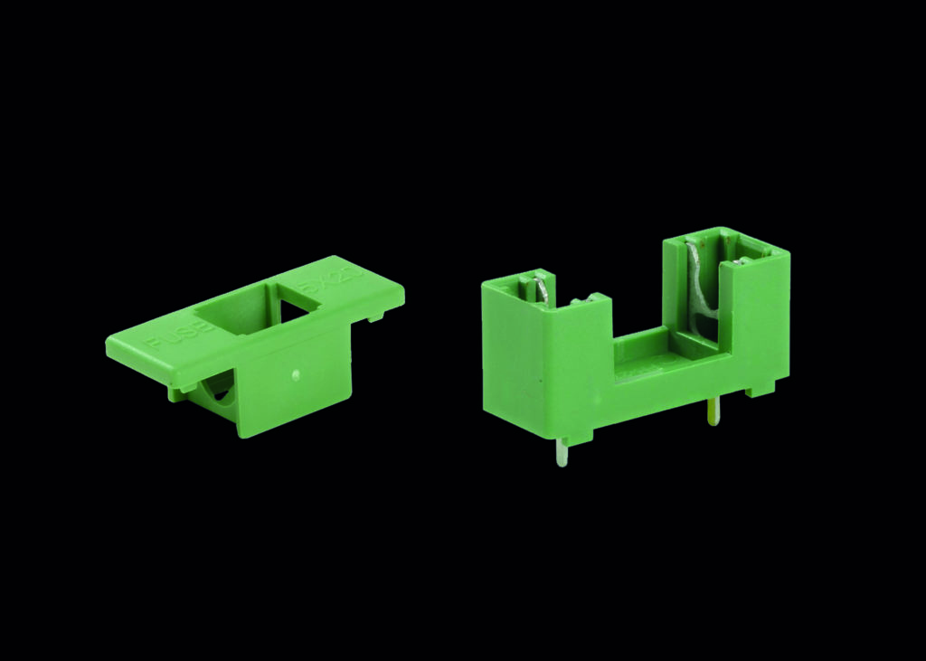 new high quality semi enclosed pcb fuse holders available. Black Bedroom Furniture Sets. Home Design Ideas