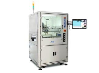 Factory equipment for applying metal coatings