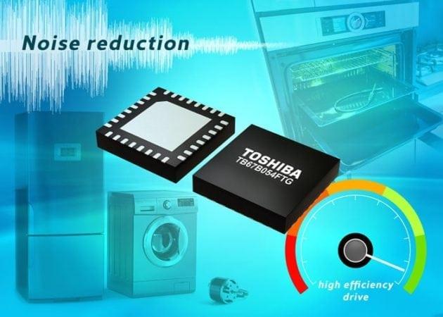 Toshiba adds new three-phase brushless fan motor controller IC | eBOM