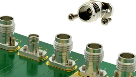 Amphenol Millimeter Wave Connectors