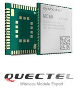 Quectel MC60 - Ultra-small LCC Quad-band GSM/GPRS/GNSS Module
