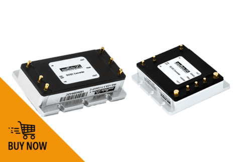 Highly shock and vibration tolerant DC-DC converters from Murata