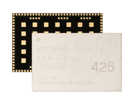 Nordic Semiconductor demonstrates new nRF91 Series SiP for cellular IoT