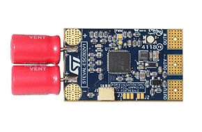 Electronic Speed Controller reference design based on