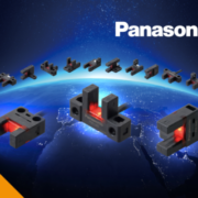 Miniature Photo electric sensors PM-25/ 45/ 65 series from Panasonic new at Bürklin