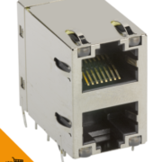 Bel Magnetic Solutions Announces Dual, Stacked Port 1G 30W and 60W PoE MagJack® ICMs