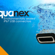 Sealed connections with GCT's new Aquanex waterproof Micro USB